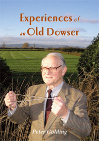 Experiences of an old Dowser book cover
